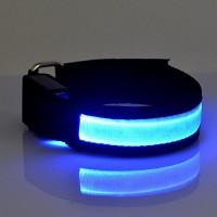 blue glow wrists band